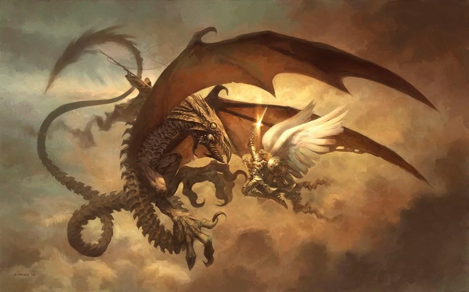 дракон  № 2192139 загрузить